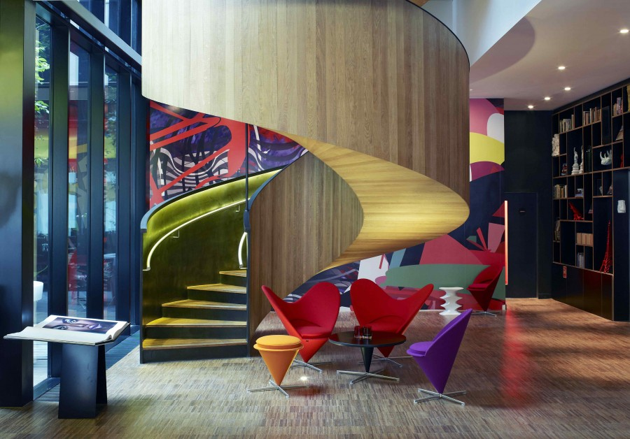 Citizenm new york city hotel lena 39 s blackbook for M design interiors