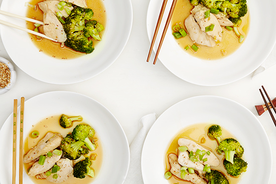 pan-steamed-chicken-broccoli-LenasBlackBook