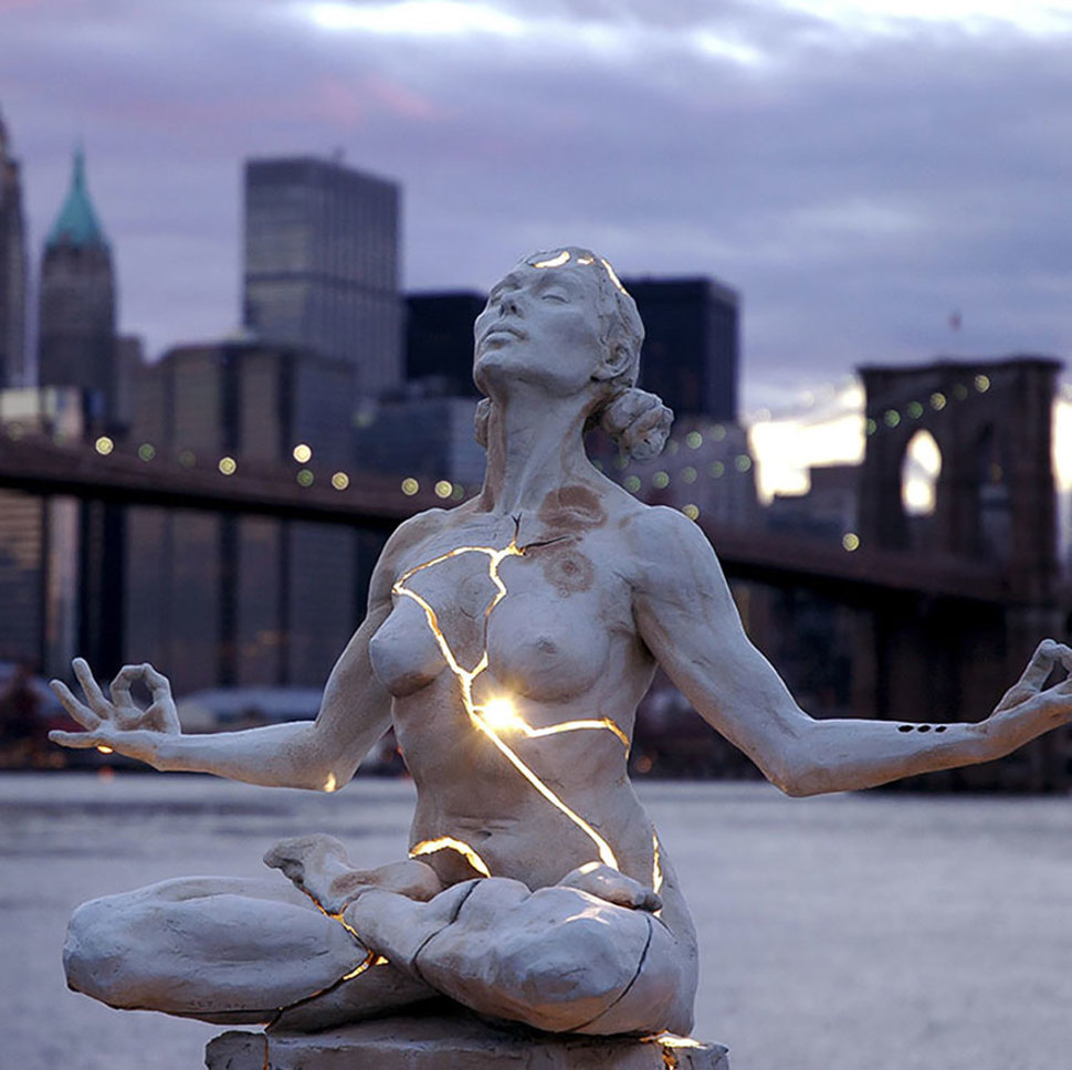 Expansion sculpture,  NY, USA