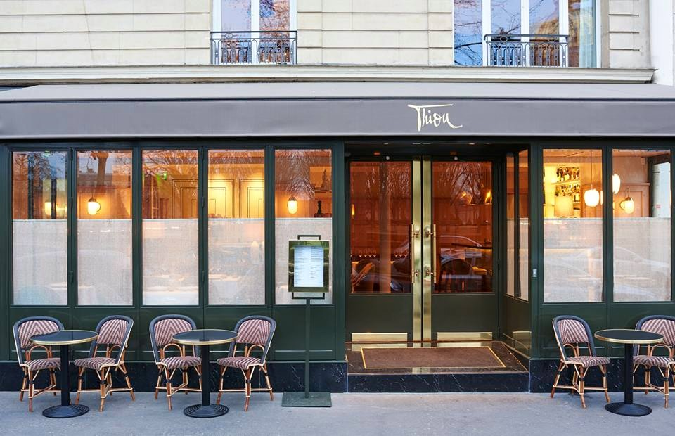 Where to eat in paris during fiac lena 39 s blackbooklena 39 s blackbook - Thiou restaurant paris ...