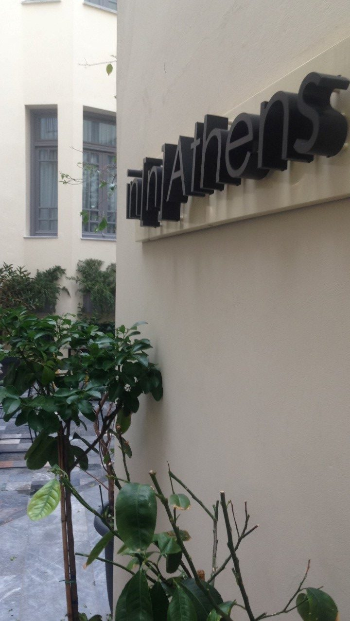 InnAthens Hotel Review Lenasblackbook