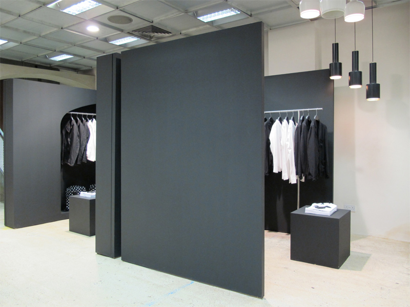 A world of concept stores