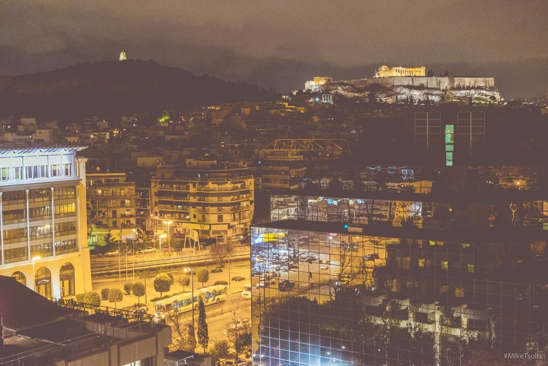 Intercontinental hotel Review, Athens