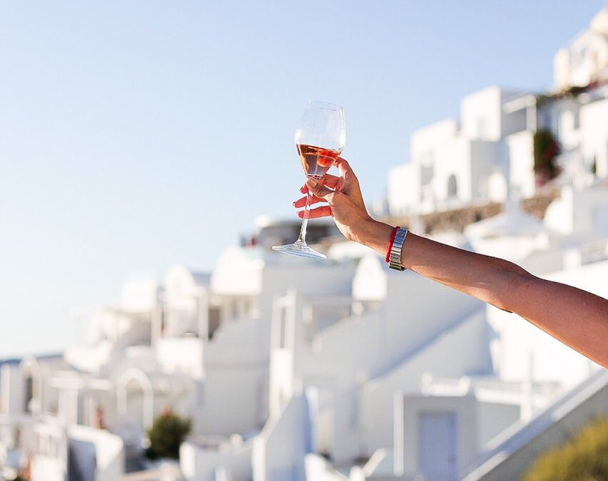 Where to Eat in Santorini Now