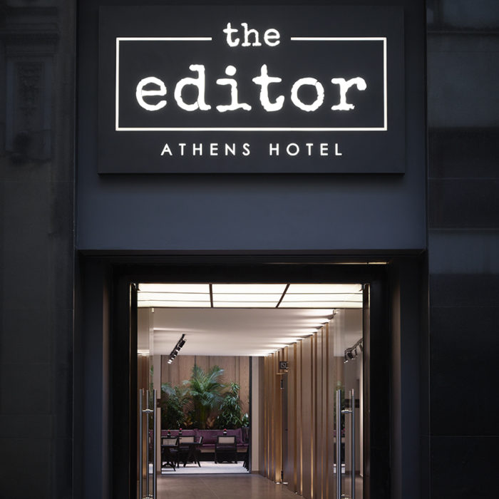 The Editor Athens Hotel