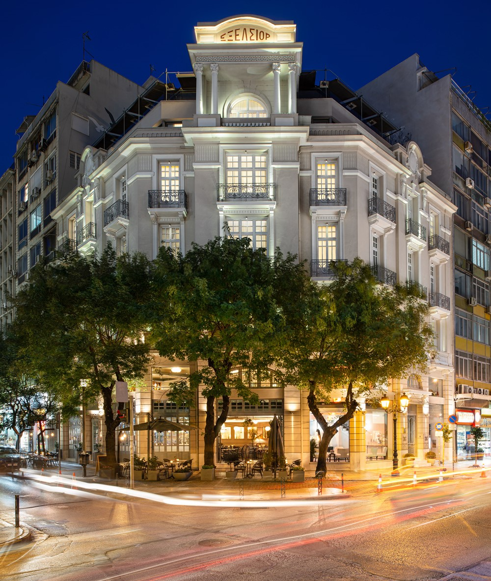 The Excelsior Hotel, Thessaloniki